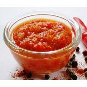 АДЖИКА мягкая из томатов и чеснока