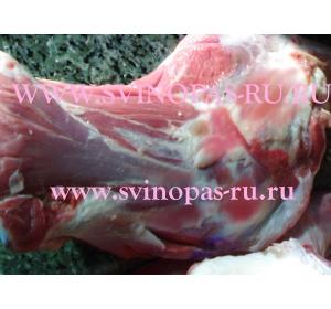 Лопаточная часть баранья (на кости)