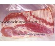 Грудинка свиная (на шкуре/на кости)