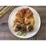ЗАПЕЧЕННЫЙ цыпленок корнишон