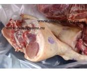 Окорок свиной (на кости/на шкуре)