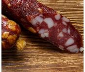Столичная сырокопченая колбаса