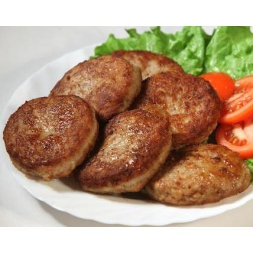 Домашние котлеты из мяса